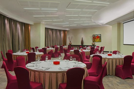 Four Points by Sheraton Lagos: Meeting Facility Jupiter