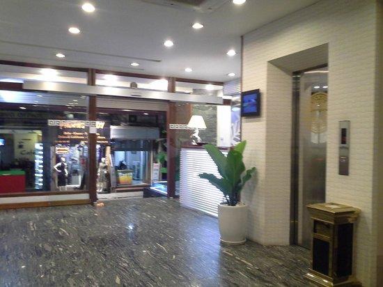 Icon 36 Hotel & Residence : Entrance