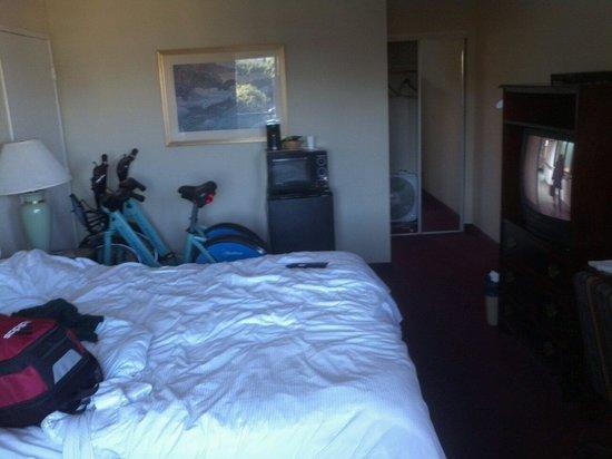 Presidio Inn & Suites: Habitacion.