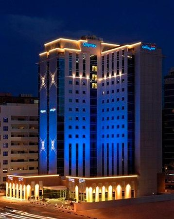 Отель citymax hotels al barsha 3