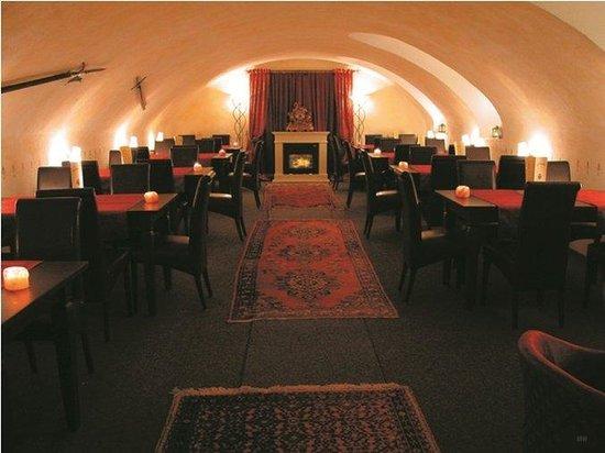 Fritz am Brunnen Parkhotel: Restaurant