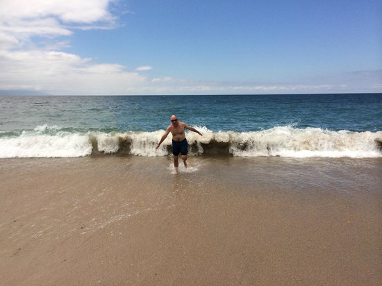 Villa Premiere Boutique Hotel & Romantic Getaway: Beach