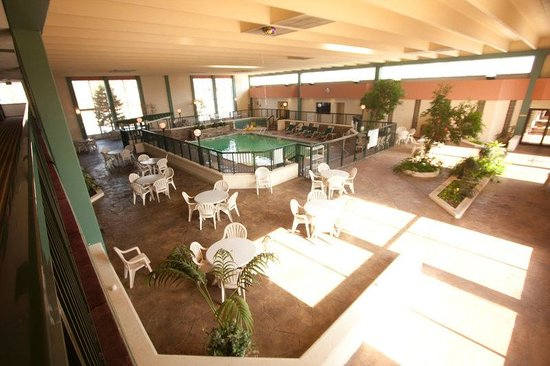 The Garden Inn: Recreational facility