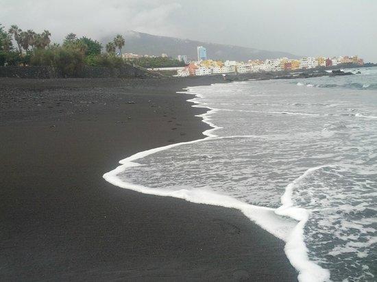 Hotel Trovador: Пляж Жардин (5 мин. пешком от отеля)