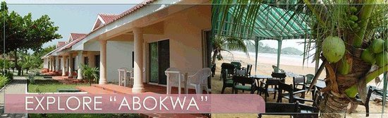 Busua Waves Resort: Beach