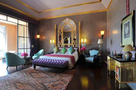 Sahara Palace Marrakech : Grand Salon Suite with 2 bedrooms