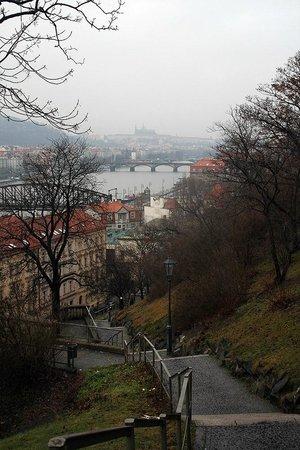 Nationales Kulturdenkmal Vyšehrad: красота