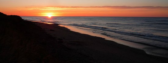 Parkview Farm Tourist Home and Cottages : Cavendish beach (5-10 minute walk from cottage)