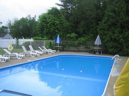 Budgetel Inn South Glens Falls: Recreational facility