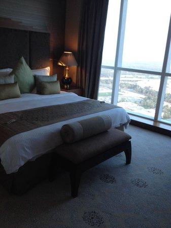 Dusit Thani Abu Dhabi : Bedroom