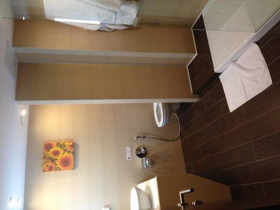 Hilton Garden Inn Krasnodar: Bathroom
