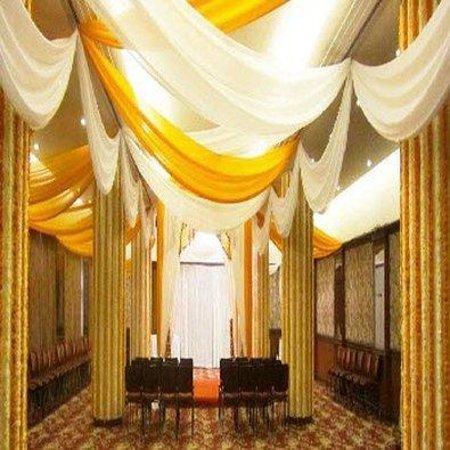 Hotel Rang Sharda: Hall