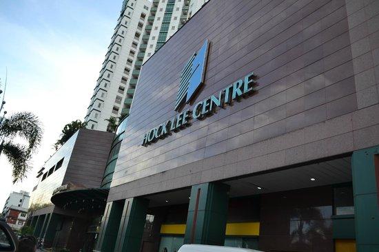 M Hotels: Здание отеля