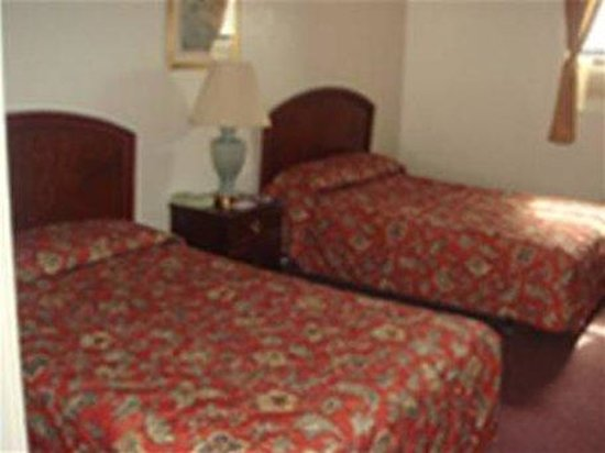 Morgantown Motel: Guest Bed