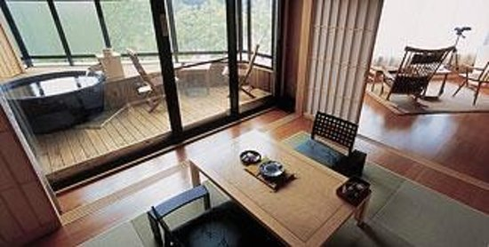 Forest of Akan Tsuruga Resort Hanayuuka: お部屋からは人工物が何も無い大自然だけが見えます