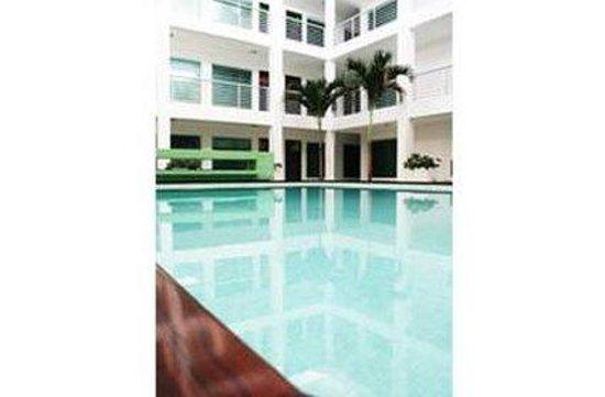 Hotel Villanueva: Pool