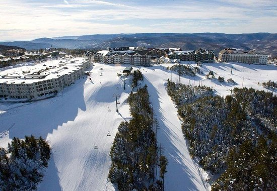 Top of the World Condos at Snowshoe: Village