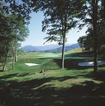 Top of the World Condos at Snowshoe: Golf Course