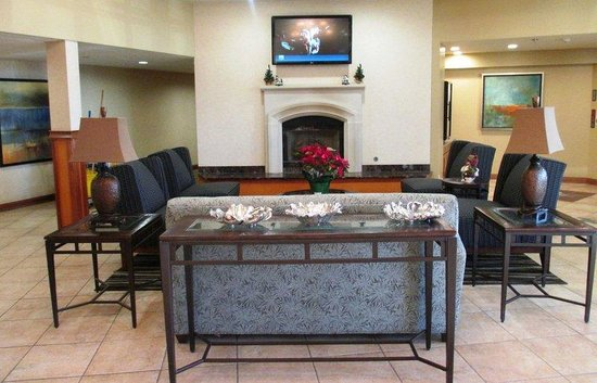Best Western Plus York Hotel & Conference Center: Lobby