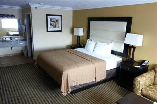 Desert Quail Inn : 部屋