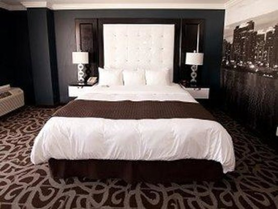 Four Points by Sheraton San Jose Airport: Bdrm King Suite
