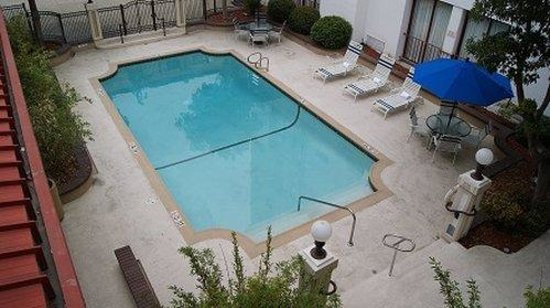 Four Points by Sheraton San Jose Airport: Pool Area