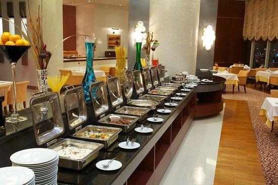 Concorde Hotel Fujairah: Belle View Restaurant