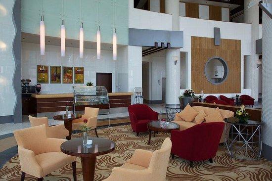 Concorde Hotel Fujairah: Bistro Cafe