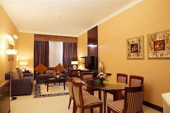 Concorde Hotel Fujairah: Executive Suite