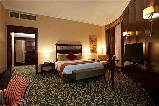 Concorde Hotel Fujairah: Deluxe Queen Room