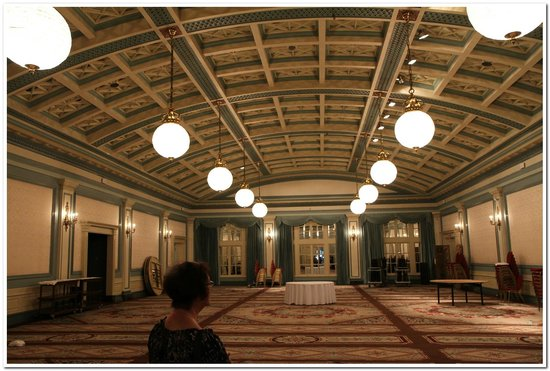 The Fairmont Empress : One of the Ballrooms