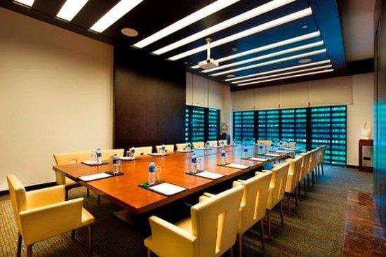 Citic Pacific Zhujiajiao Jin Jiang Hotel: Meeting Room