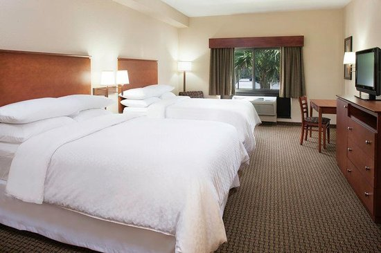 Four Points by Sheraton Fort Myers Airport: Double Guestroom