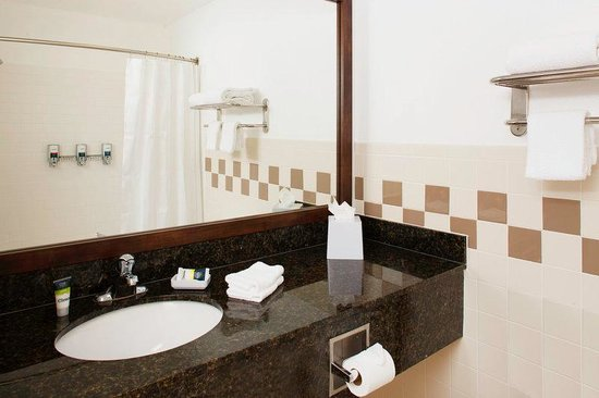 Four Points by Sheraton Fort Myers Airport: Guest Bathroom