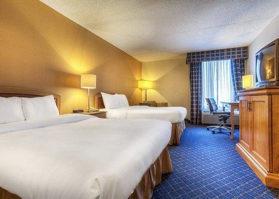 Atria Inn & Suites : Double Room