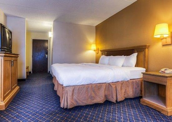 Atria Inn & Suites : King Room