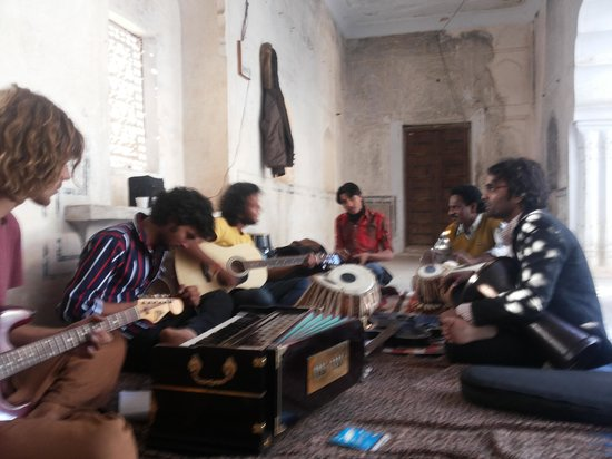 ‪Krishna School of Music, Pushkar‬