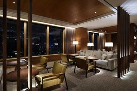 The Shilla Seoul: Executive Lounge2