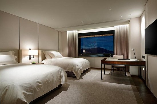 The Shilla Seoul: Deluxe Twin