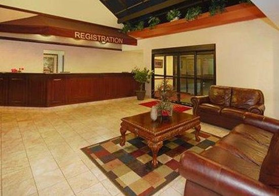 Comfort Inn & Suites Sugarloaf-Suwanee: Lobby
