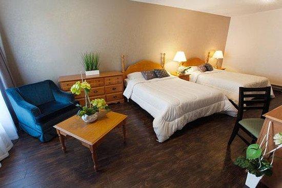 Hotel Universel Quebec: Economic Double Beds