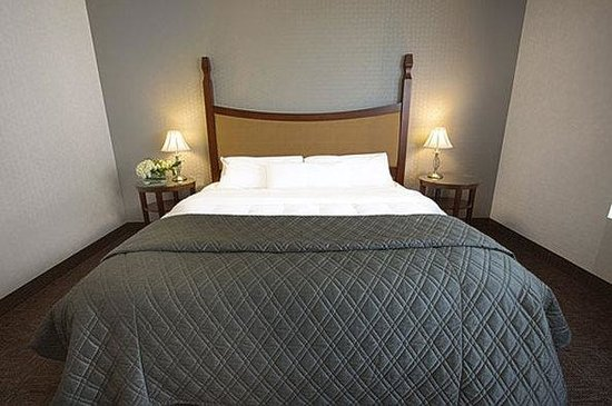 Hotel Universel Quebec: Standard King Bed