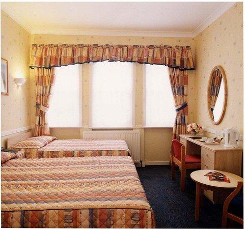 Princes Square Hotel: Room view