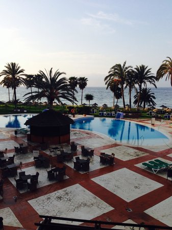 Marinas de Nerja Aparthotel: Gorgeous view from our room