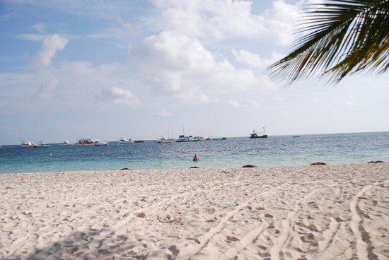 Bavaro Beach: Wunderschöner Strand vorm Hotels