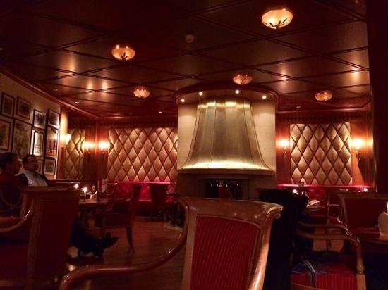Travel Charme Strandidyll Heringsdorf: die Bar