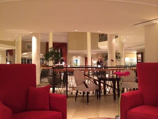 Travel Charme Strandidyll Heringsdorf: die Lounge