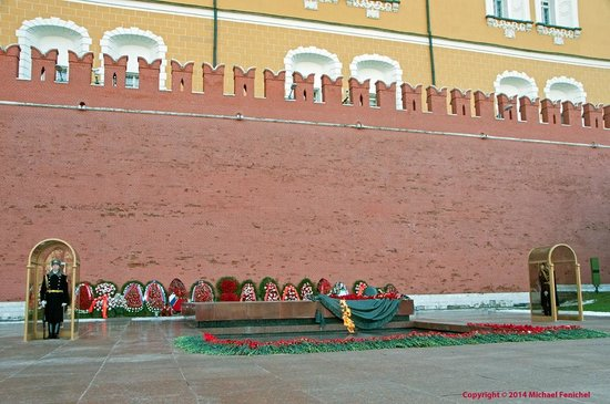 Tomb of Unknown Soldier: Eternal Flame - Tomb of the Unknown - Red Square