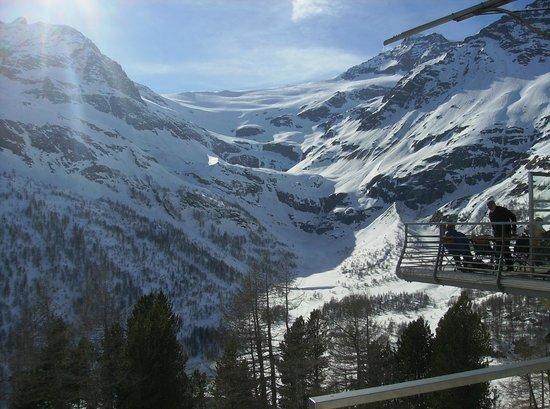 Bernina Express: PANORAMA