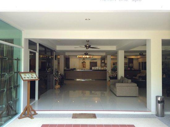 Bangtao Tropical Residence Resort & Spa: Reception